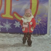 Photo taken at Детский Парк В Ценре by Ekaterina K. on 1/6/2015