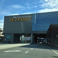 Photo taken at Portland International Jetport (PWM) by Chona G. on 10/10/2013