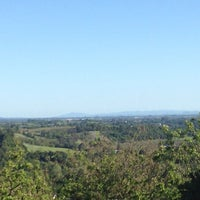 Photo taken at Top of Fitch Mountain by Chona G. on 4/7/2014