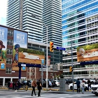 Photo prise au Downtown Toronto par Chona G. le9/8/2017