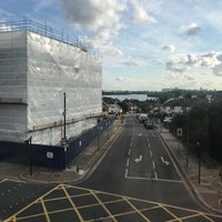 Photo taken at West Hendon by Mert Ç. on 7/30/2018