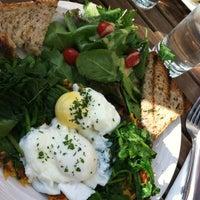 Photo taken at Cafe Forant by Amanda K. on 9/15/2012