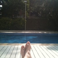 Photo taken at PISCINA DO PRÉDIO by AntonioGN_ on 1/18/2013