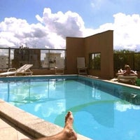Photo taken at PISCINA DO PRÉDIO by AntonioGN_ on 8/3/2014