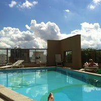 Photo taken at PISCINA DO PRÉDIO by AntonioGN_ on 10/27/2012