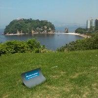 Foto tirada no(a) Praia de Boa Viagem por Yone B. em 10/27/2012