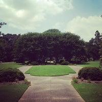Photo taken at Overton Park by kelly k. on 6/27/2013