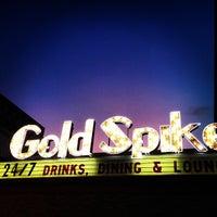 Foto tirada no(a) Gold Spike por @VegasWayne A. em 6/30/2013
