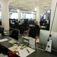 Photo taken at WeWork Labs NY by Matt S. on 11/15/2012