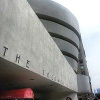Photo taken at Solomon R Guggenheim Museum by Matt S. on 7/28/2013