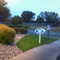 Photo taken at Culver's by Cherie B. on 9/21/2012