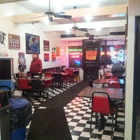 Photo taken at Graziano's Pizzeria by Dave M. on 1/27/2013