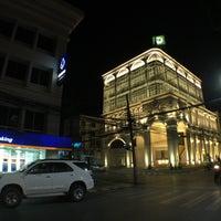 Photo taken at Bangkok Bank by Tom ™. on 3/21/2015
