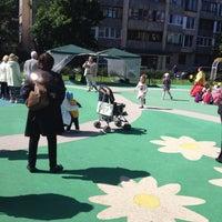 Photo taken at Детская Площадка by Наташа С. on 7/9/2016