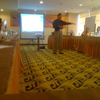 Photo taken at Hotel Losari Roxy by Budbud H. on 12/7/2012