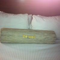 Photo taken at Wyndham Garden Hotel Philadelphia Airport by Pam H. on 12/28/2012