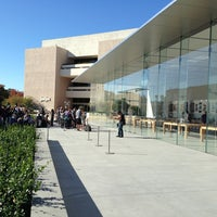 Photo taken at Apple Stanford by Jamie W. on 9/7/2013