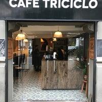 Foto tirada no(a) Café Triciclo por Fabio T. em 8/9/2017