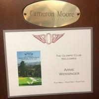 9/20/2018 tarihinde Cameron M.ziyaretçi tarafından The Olympic Club Golf Course'de çekilen fotoğraf
