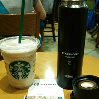 Photo taken at Starbucks by BLANC on 6/29/2013