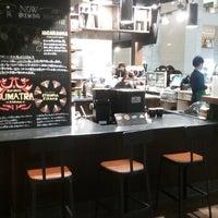 Photo taken at Starbucks by BLANC on 1/28/2013