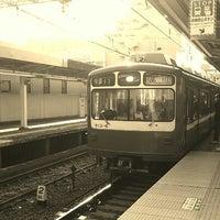 Photo taken at Sugita Station (KK46) by BLANC on 1/31/2013