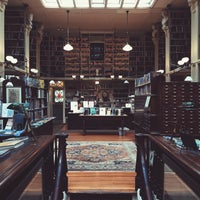 Photo taken at Providence Athenaeum by Allen C. on 5/29/2016
