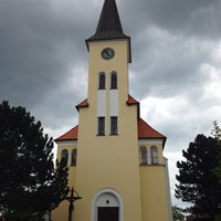 Photo taken at Vrbice by Klara Z. on 5/1/2016