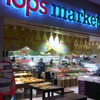 Photo taken at Tops Market by Boybay A. on 10/23/2012