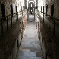 Photo taken at Eastern State Penitentiary by Jane L. on 10/7/2012