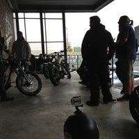 Photo taken at Liberta Motorcycles by Alex H. on 8/8/2013