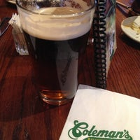 Photo taken at Coleman's Authentic Irish Pub by Seth S. on 12/26/2012