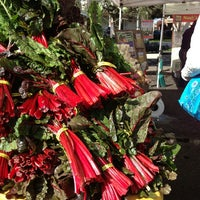 Photo taken at University District Farmers Market by Dan G. on 4/6/2013