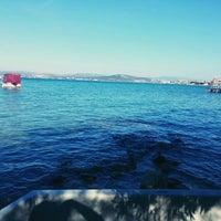 Photo taken at Yıldız Sahil Sitesi Plaj by Narin K. on 6/5/2016