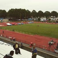 Photo taken at John B. Todd Stadium by Dexter F. on 6/5/2015