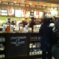 Photo taken at Starbucks by Rita on 2/13/2012