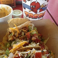 Photo taken at Torchy's Tacos by James D G. on 3/2/2012