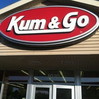 Photo taken at Kum & Go by Joe A. on 4/20/2012