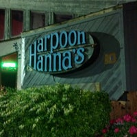 Photo taken at Harpoon Hanna's by John B. on 5/17/2012