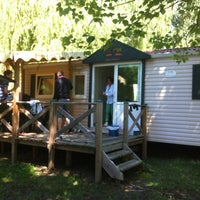 Photo taken at Camping Ill De La Comptesse by JP on 7/10/2012