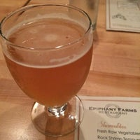 Photo taken at Epiphany Farms Restaurant by Kevin K. on 9/5/2014