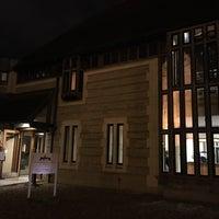 Photo taken at Canterbury Cathedral Lodge by Kazu K. on 9/2/2016