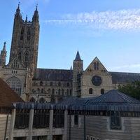 Photo taken at Canterbury Cathedral Lodge by Kazu K. on 9/3/2016