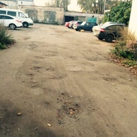 Photo taken at стоянка🚘 by Andrейка Б. on 10/8/2014