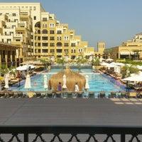 5/25/2014 tarihinde Burhan U.ziyaretçi tarafından Rixos Bab Al Bahr'de çekilen fotoğraf