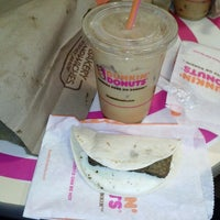 Photo taken at Dunkin' Donuts by Miss B. on 7/24/2013