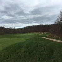 Photo taken at Raspberry Falls Golf & Hunt Club by Jim P. on 11/22/2015