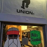 Photo taken at Union La Brea by Stefan B. on 12/8/2014