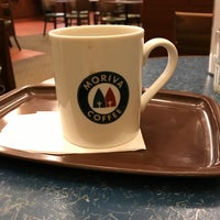 Photo taken at MORIVA COFFEE (モリバコーヒー) 自由が丘店 by Seigo I. on 1/19/2018