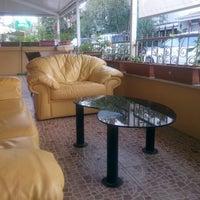 Photo taken at Güneş Apart Otel by Ezgi A. on 8/6/2016